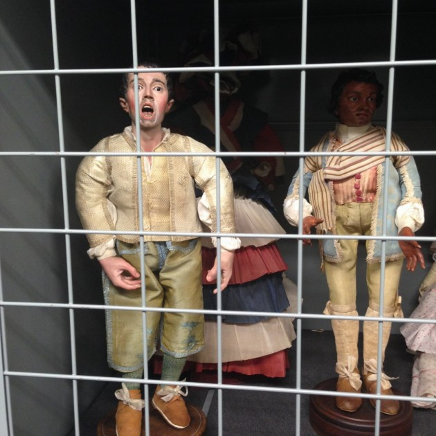 Museum Collections Centre dolls