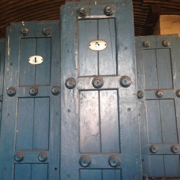 MoseleyRoad Baths racks
