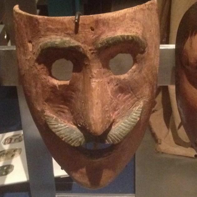 horniman mask