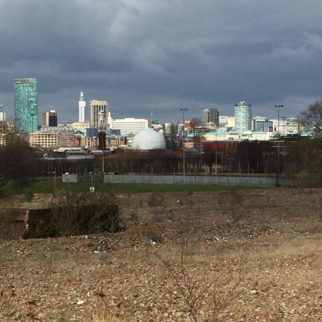 brum skyline