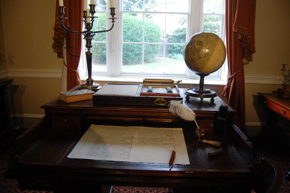 matthew boulton desk