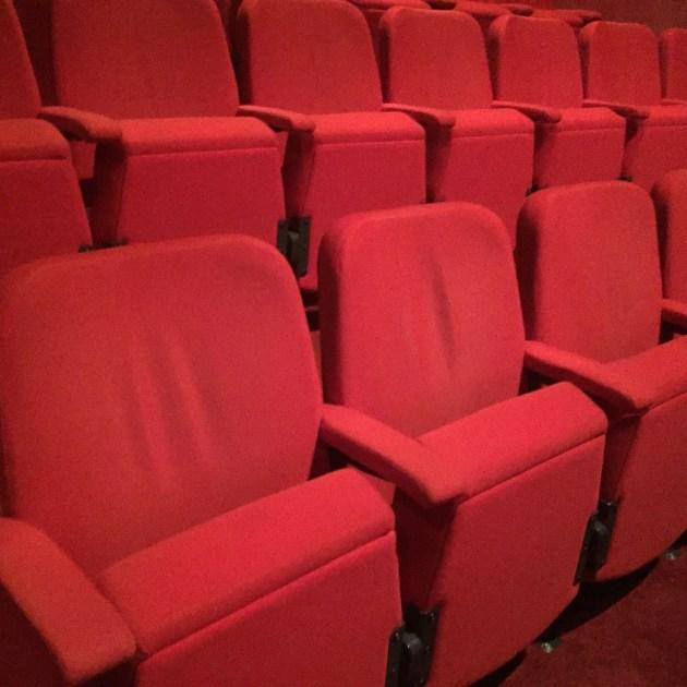 electric cinema seats