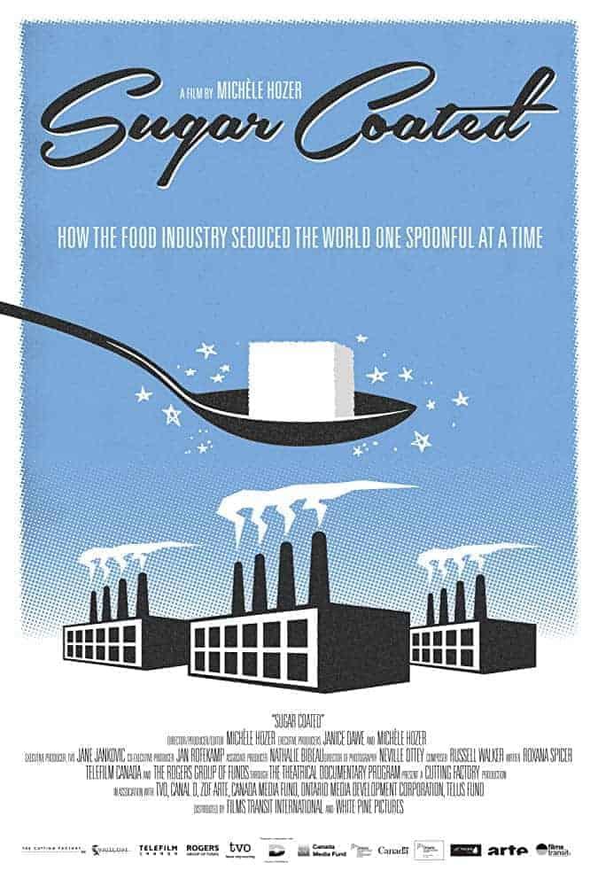 keto documentaries - sugar coated movie poster