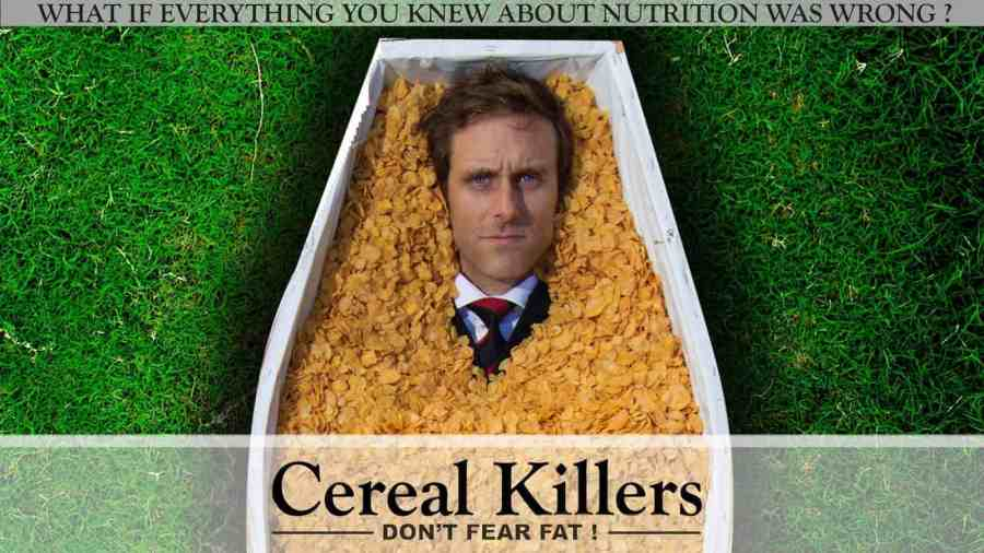 keto documentary cereal killers movie poster