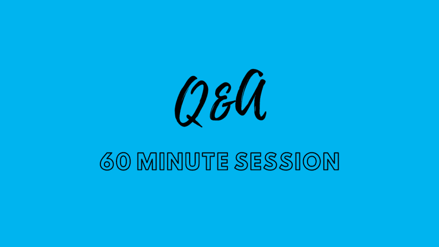 60-Minute Q&A Session