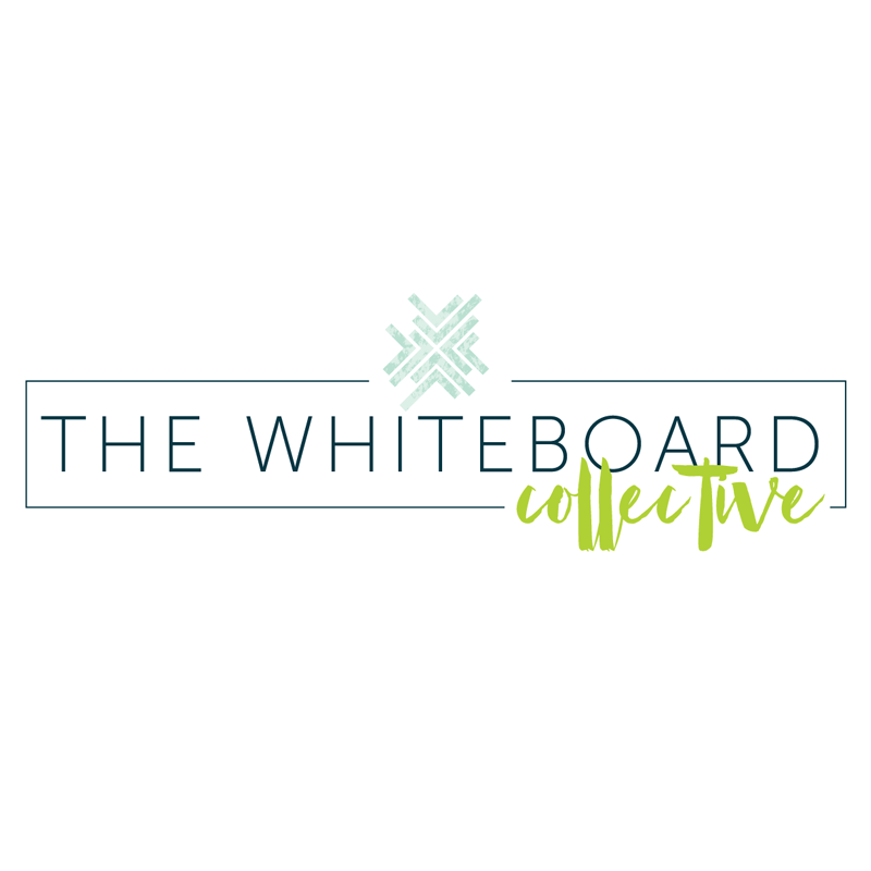 Heather Dauphiny Creative | The WhiteBoard Collective Brand Identity