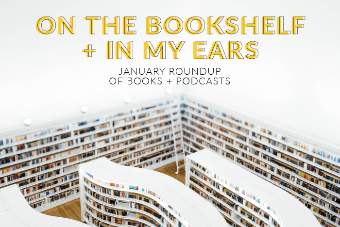 Heather Dauphiny Creative: Monthly Podcast + Book Roundup