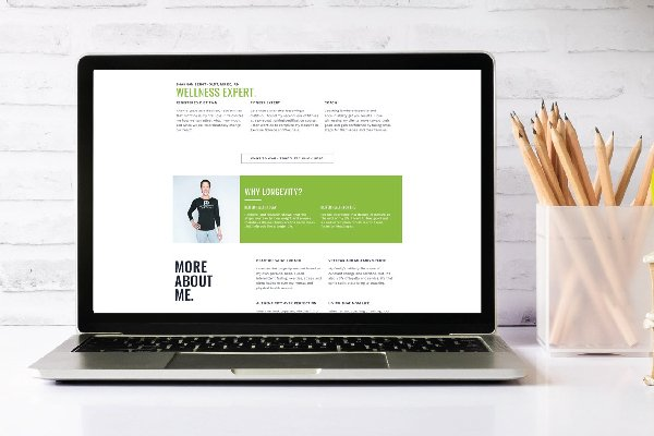 Website Redesign for Better SEO Registered Dietitian Edition - Heather Dauphiny Creative - Featured