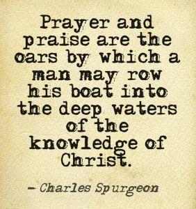 A poem of prayer