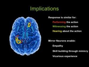 mirror neurons implications