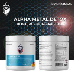 A Natural Metal Detox for your body #metaldetox #herbnwisdom #naturalliving #heatherearles #author #podcaster #healthblogger