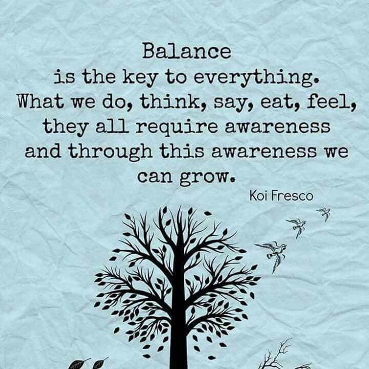 Balance is needed in our life #heatherearles #herbnwisdom #naturallving #balancinglife #health #slowingdown #healthblogger #podcaster