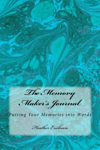 The Memory Maker's Journal- Turquoise Edition