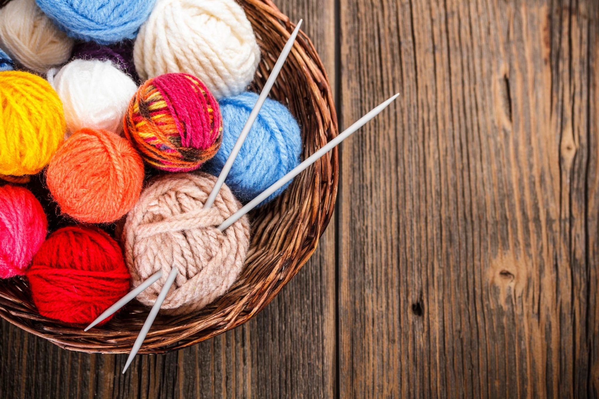 E is for: Experiment and Learn (the Joy of Knitting)
