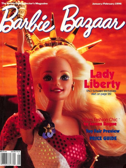 Lady Liberty Barbie