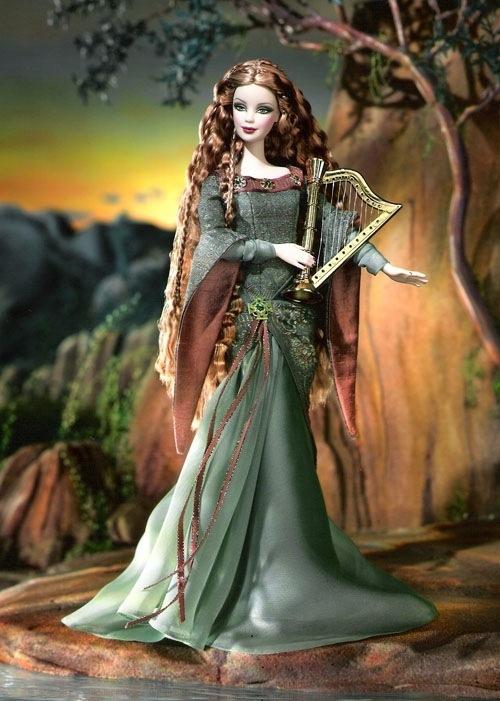 The Bard Barbie