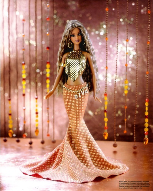 The Diva Barbie