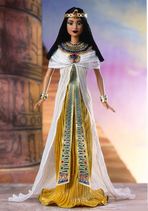 Barbie Dolls of the World: Egypt