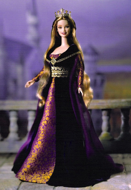 Barbie Dolls of the World: France