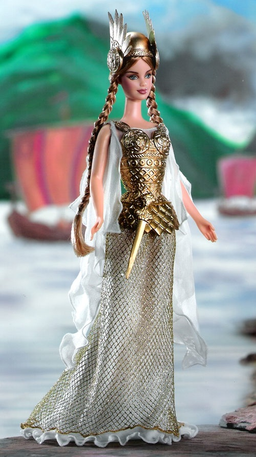Barbie Dolls of the World: Viking