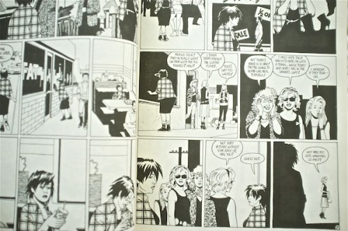 Love and Rockets Comics