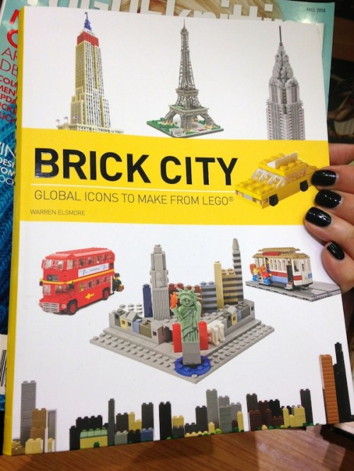 For the Love of Lego: Brick City
