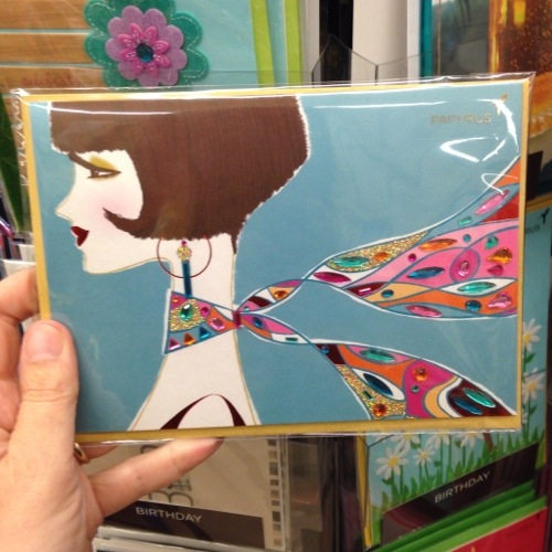 Fashionable Greeting Cards