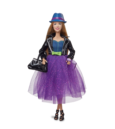 Avastars Fashionista Doll