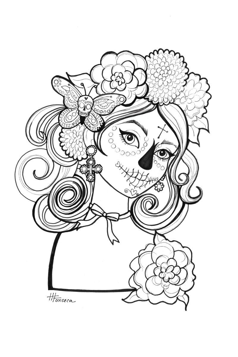 - Dia De Los Muertos Archives - Heather Fonseca