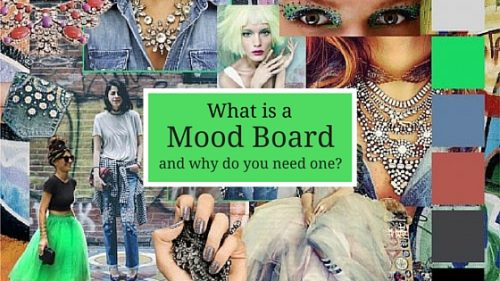 Mood Boards Heather Fonseca