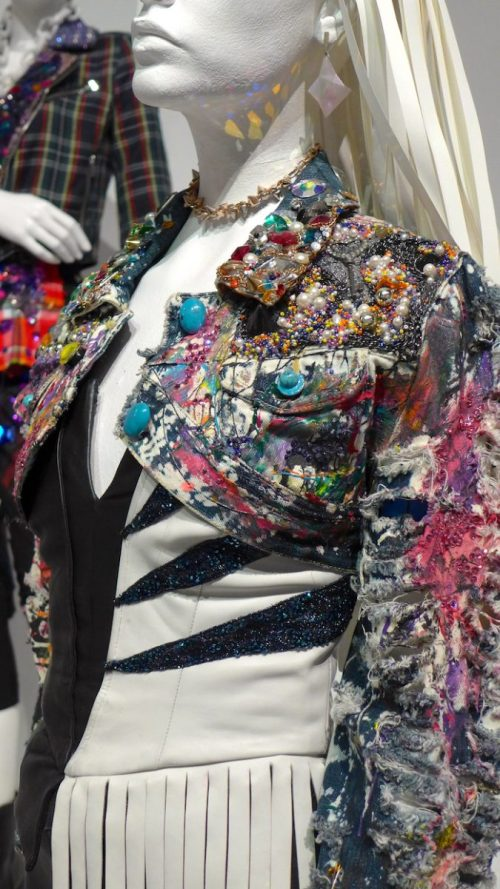 Jem: Costumes from the Movies of 2015 on display at FIDM