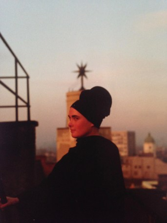 La Boheme Hats. Heather Gartside 1988