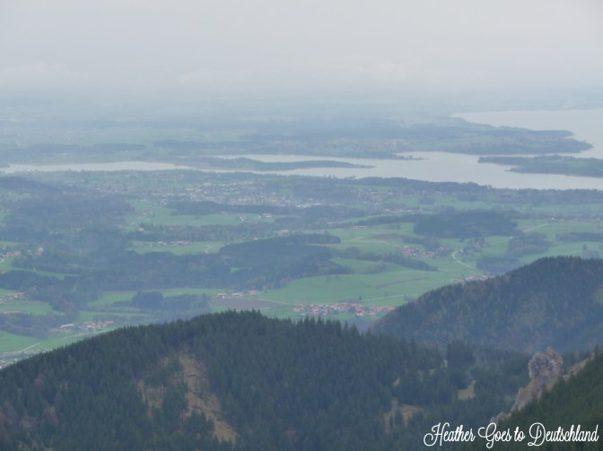 View to the Chiemsee