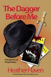 The Dagger Before Me book cover