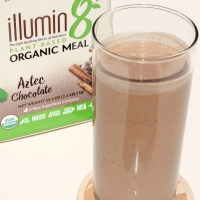 Illumin8 Organic Meal Replacement + 2 shake recipes