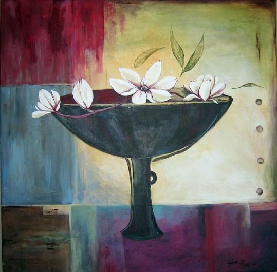 magnolia-bowl
