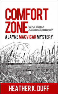 Heather K. Duff, Author - Jayne MacVicar Mystery Series