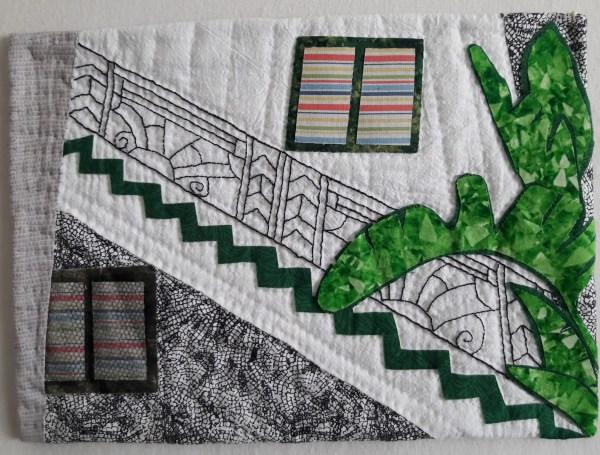 Deco Stairway