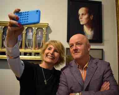 Teri Anne Scoble and Allan Ramsay