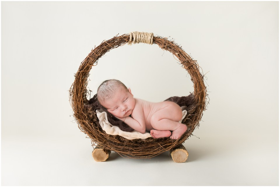 what to expect during your newborn session