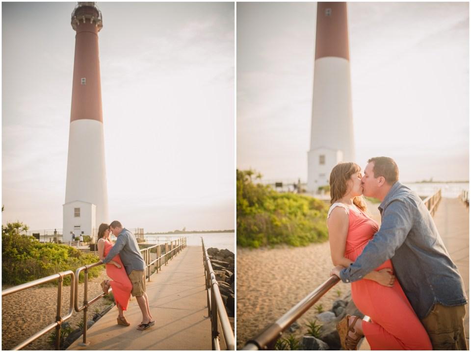 jersey shore, new jersey, south jersey, long beach island, LBI, barnegat lighthouse, maternity session, pregnancy photography