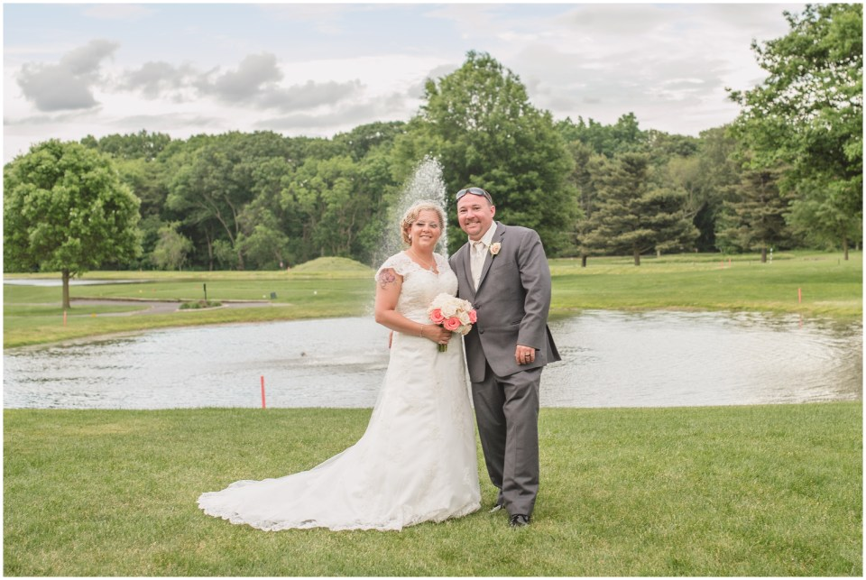 pennsauken country club, wedding, bride groom portraits