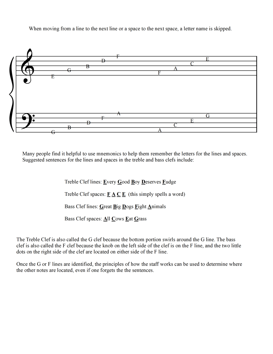 Musical Notes Page 7