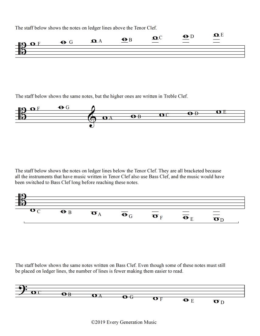 Lesson 5 Ledger Lines Page 4