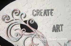 Create Art close up 3