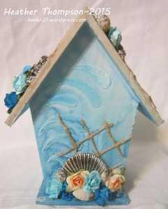 birdhouse back
