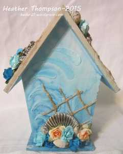 birdhouse back