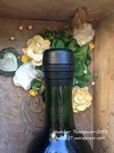 double wine holder 7