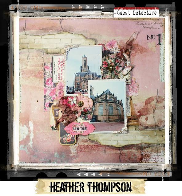 heather thompson framed