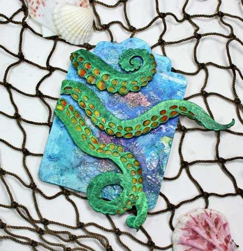 Creative Embellishments July challenge 7